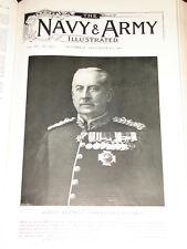 1902 GENERAL SIR A.POWER PALMER GCIE KCB INDIA