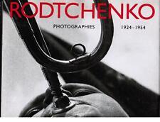 RODTCHENKO, Photographies 1924-1954.  Grund 1995