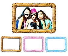 Aufblasbarer Fotorahmen Foto Booth Selfie-Requisit Selfie-Rahmen Bilderrahmen