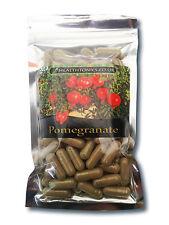 Extracto de granada 350 MG (90% de ácido elágico), 30 - 90 cápsulas vegetarianas
