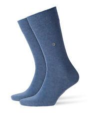 Burlington Herren Socken, LORD, One Size 40-46, Unifarben, Kurzstrumpf, Labeling