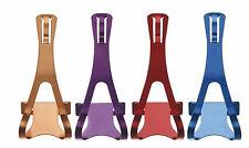 Stahl Pedalhaken von Acor in diversen Farben