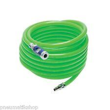 PVC-Druckluftschlauch - kpl. mit Sicherheitskupplungsdose + Stecker Schlauch SET
