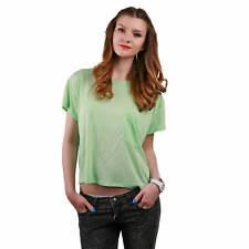 Cheap Monday Holly Shirt verde kiwi - Donna Oversize Tasca T-shirt Modal