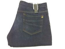 MAURO GRIFONI jeans uomo lavaggio scuro vestibilità slim tg 38