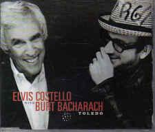 Promo CD singel Elvis costello with Burt Bacharach- toledo coll item
