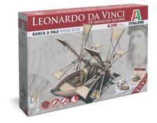 Italeri 3103 - Leonardo Da Vinci: Barca A Pale - Paddle Boat modellismo Model Ki
