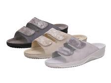 Rohde 1463-90 Neustadt-50 Schuhe Damen Pantoletten Clogs Weite G