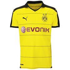 Puma BVB Borussia Dortmund Home Heimtrikot 2015/2016 gelb/schwarz [747991-01]