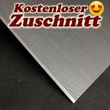 Folie 750x400 3mm Aluminium Zuschnitte eins