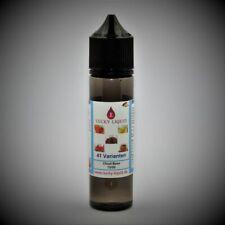 60 ml Liquid Shortfill - Mix & Shake & Vape in 0/3/6 mg Nikotin Shot Nikotinshot