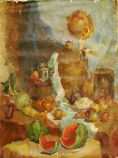 Russian Ukrainian Oil Painting Impressionism Still Life