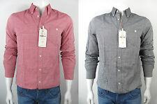 Ben Sherman Plectrum Shirt Hemd Overhemd Camicia MA00330 Neu