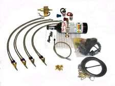 4 Cyl Direct Port Nitrous oxide system kz, gs, hayabusa, drag bike nos 2.5LB
