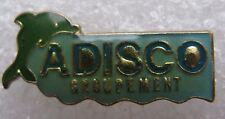 Pin's ADISCO Groupement Dauphin Vert #820