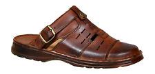 Herren Sandalen Orthopadischen Echtem Leder Schuhe Modell 839