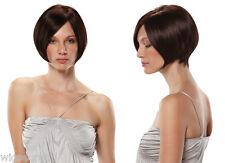 Posh Short Mono Jon Renau Straight Blonde Brunette Red Wigs
