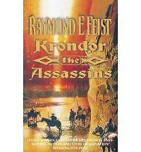 Krondor: The Assassins (The Riftwar Legacy, Book 2),Feist, Raymond E.,Very Good
