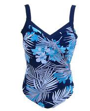 eleMar Badeanzug Damen Bademode Schwimmanzug große Größen NEU
