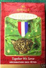 2000 Hallmark Together We Serve US Armed Forces Medal