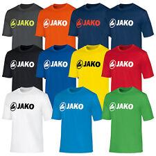 Jako Funktionsshirt Promo Shirt Herren Laufshirt Sportshirt Fitnessshirt 6164