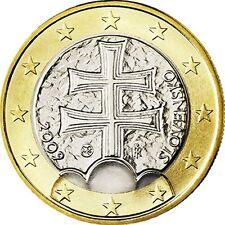 Ek // 1 Euro Slovaquie : Sélectionnez une pièce nueve