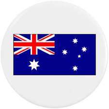 'Australian Flag' Button Pin Badges (BB023050)