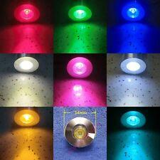 1W UV Full Spectrum Blue Red Cold Warm LED Lamp Light Bulb E27 GU10 MR16 D34 KIT