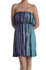 NEW T-PARTY ALLIGATOR TIE DYE TWO TONE Dress,  S M L