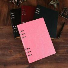 A5/A6 Bussiness Notebook Agenda Planner Organizer Daily Plan Work-book