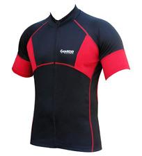 Zimco Cycling Jersey Bicycle Comfortable Short Sleeve Bike Jersey Shirt Blk 1057