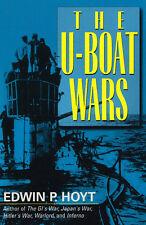 THE U-BOAT WARS by Edwin P. Hoyt 1984 PB NEW WWII
