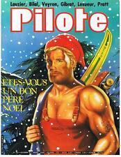 PILOTE N° 103 ETES-VOUS UN BON PERE NOEL DECEMBRE 1982 DARGAUD TRES BON ETAT