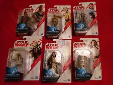 Star Wars figurine last jedi c-3po chewbacca rey yoda obi-wan kenobi luke skywal