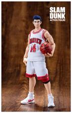 Dasheng Slam Dunk 1/10 Model NO14 Mitsui Hisashi White jersey Action Figure Toy
