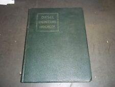 1934 DIESEL ENGINEERING POWER PLANT HANDBOOK 7TH EDITION- PHOTOS - KD 3958