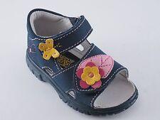 Boomers Bambini chica zapatos 20 21 22 azul rosa sandalias nuevo