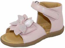 Zecchino d 'oro sandalias n2-0223 talla 20, 25 lauflern chica rosa flor 3d nuevo