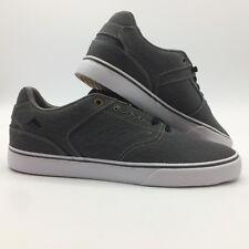 "Emerica Men's Shoes ""The Reynolds Low Vulc''-- Black Wash"