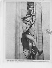Johnny Weissmuller Johnny Sheffield VINTAGE Photo Tarzan's Desert Mystery