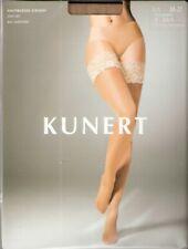 Kunert - FASHION TENDER - halterlose Strümpfe Gr. I - III puder