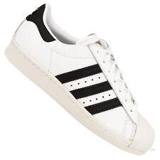 Adidas Superstar 80s Schuhe Retro Sneaker white black Samba Spezial BZ0144