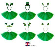 10//20//30 Happy St Patricks Day Wiggly Head Bopper Headband Irish Ireland X09749