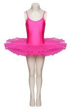 Hot Pink Dance Fairy Ballet Tutu Leotard All Sizes By Katz Dancewear