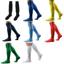 Hombres Deportes Futbol calcetines largos de alta calcetin Beisbol Hockey P7Q2