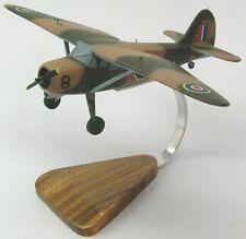Stinson V-77 Vultee Airplane Desktop Wood Model Large