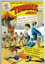 Thunder Agents #18 September 1968 VG
