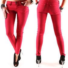 NEW DIESEL SKINZEE-Low Donna Jeans Pantaloni W L 24 26 27 28 29 30 31 32 33 34 NUOVO