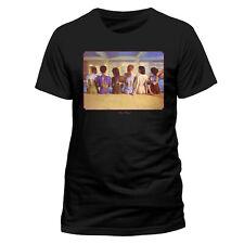 Pink Floyd Band Classic Back Catalogue Poster Männer Men T-Shirt Black Schwarz