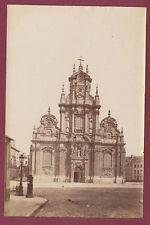 Photo GHILAIN ATTENELLE -  BELGIQUE - Bruxelles église